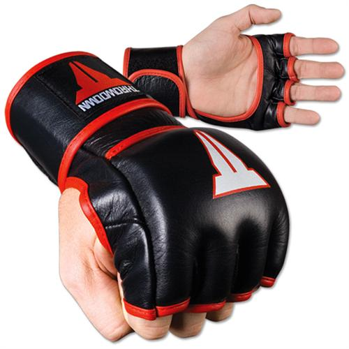 Throwdown Pro-Style MMA Competition Gloves